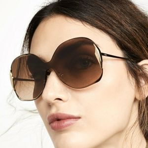 Chloe CURTIS Sunglasses Style CE162S Color 742